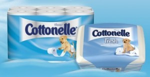 Cottonelle Fresh Wipes Free Sample