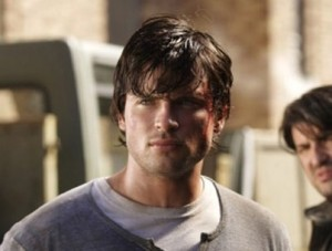 Clark Kent in Smallville season 8, Tom Welling
