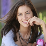 Jessica Stroup as Silver on 90210 on The CW.