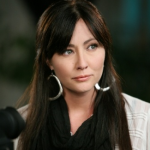 Shannen Doherty as Brenda on 90210 on The CW.