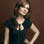 Emily Deschanel as Dr. Temperance Brennan on Bones