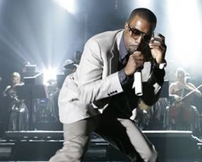 Kanye West Singing