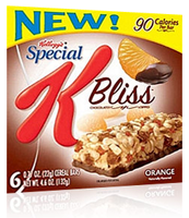 Free Sample of Special K Cereal Bars