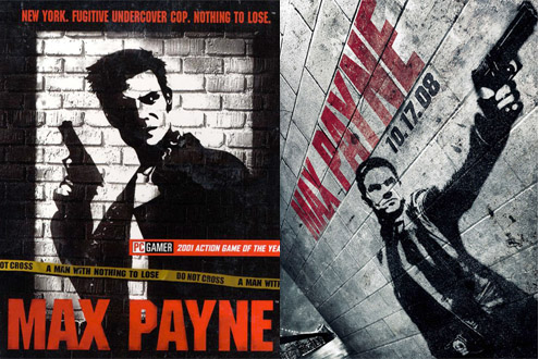 Max Payne is a best selling video game being turned into a film.
