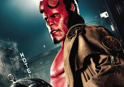 Hellboy, Ron Perlman, Hellboy 3, Hellboy 2: The Golden Army