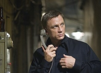Daniel Craig is James Bond in Quantum of Solace, the 22nd James Bond film. The movie follows 007, James Bond on a personal mission of vengeance.