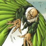 The Vulture is a Spiderman Villain
