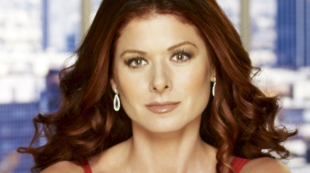 Debra Messing is The Starter Wife