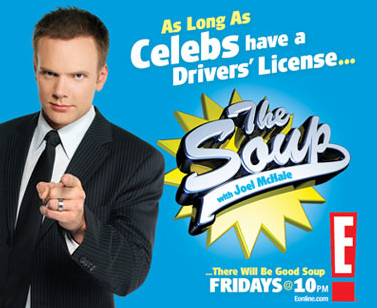 The Soap, Joel Mchale