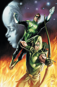 Cover for The Brave and the Bold issue 21