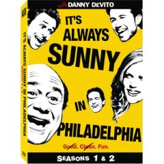 Its Always Sunny dvd