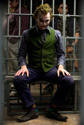 Joker, Heath Ledger, Dark Knight