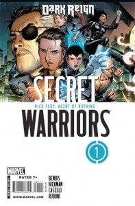Secret Warriors, Nick Fury