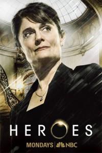 Heroes, Angela Petrelli