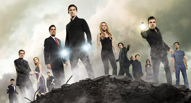 Heroes, Season 3