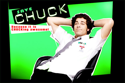 Save Chuck on NBC
