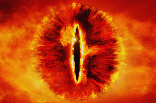 Eye of Sauron, Lord of the Rings