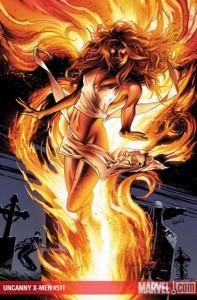 Uncanny X-Men 511, Preview