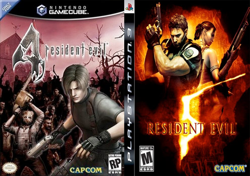 Games Through the Generations Resident Evil