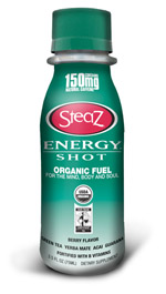 Steaz Energy Shot Free Sample