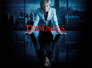 Damages with Glen Close and Rose Byrne on FX Network