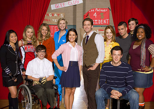 Glee, Best New Show on TV