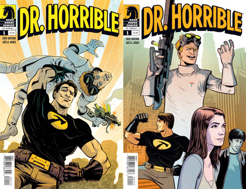 Dr Horrible Comic