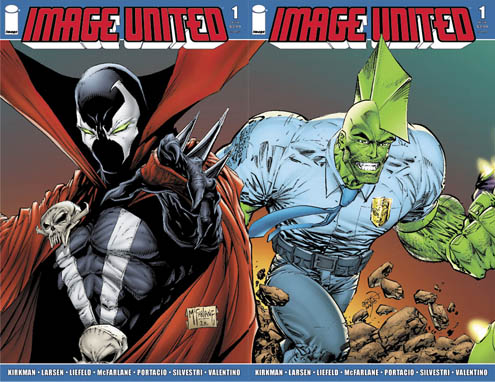 Image United Issue 1
