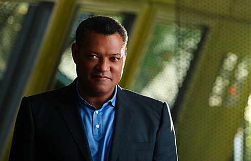 Laurence Fishburne CSI Crossover