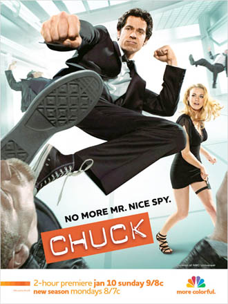 chuck new season