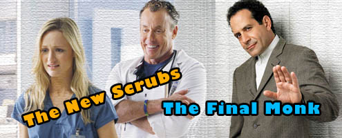 Monk and Scrubs