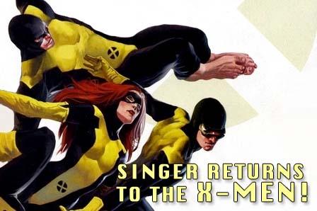 Bryan Singer X-Men First Class