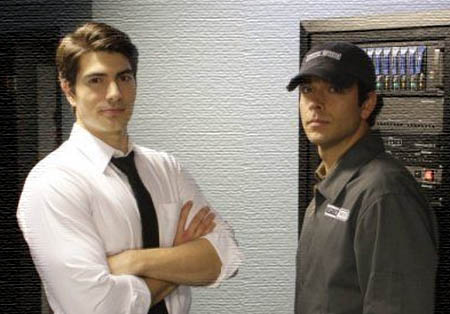 Chuck Guest Starring Superman Brandon Routh