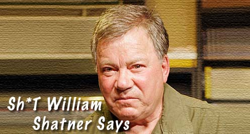 what shatner says casting news