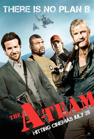 A-Team, Movie Poster