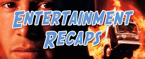 Entertainment News Recaps