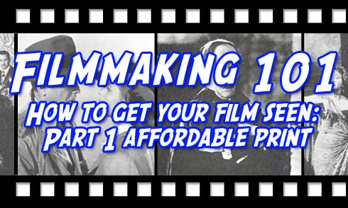 Filmmaking 101 Part 1