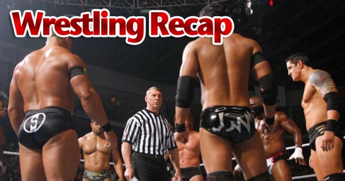 Wrestling Recap WWE