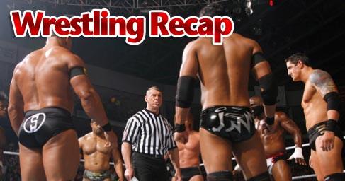 Wrestling Recap WWE