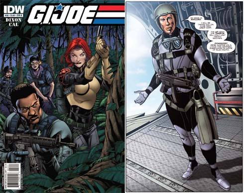 GI Joe Preview