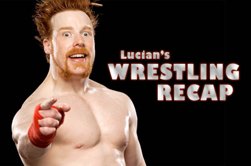 Lucians Wrestling Recap