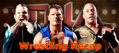 Wrestling Recap