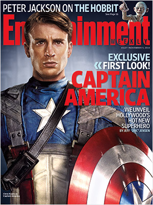 Entertainment Weekly Captain America