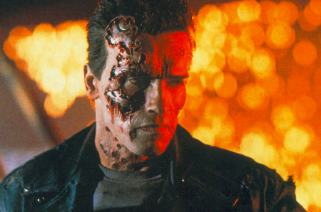 T-800 Arnold Terminator