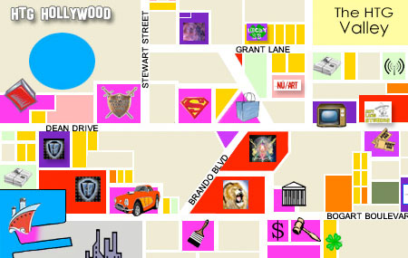 Hollywood the Game, Free Online Game