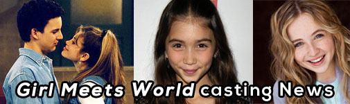 girl meets world auditions vimeo Watch girl meets world 1x04 girl meets father by girl meets world on dailymotion here.