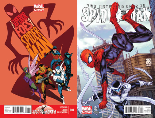 Marvel Comics The Superior Foes of Spider-Man issue 1