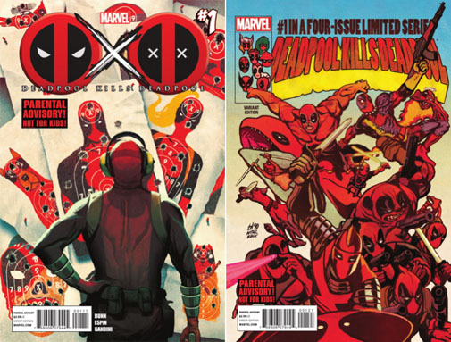 Deadpool Kills Deadpool Issue 1