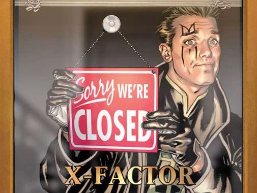 X-Factor Issue 262