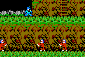Mega Man vs Ghosts N Goblins